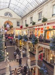 Nantes en fêtes - Passage Pommeraye par Jérôme
