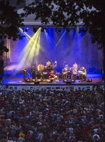 Festival Jazz en Ville à Vannes
