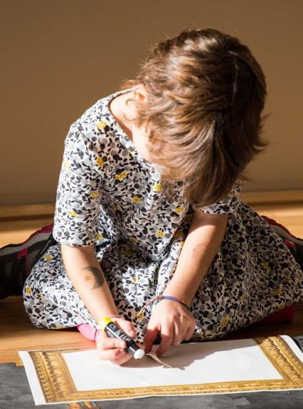 """Musée d'Arts de Nantes : atelier enfants """"dessin"""""""