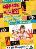 Festival l'Enfance de l'Art 2017