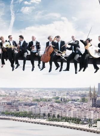 Orchestre ONBA Bordeaux @Eric Deniset