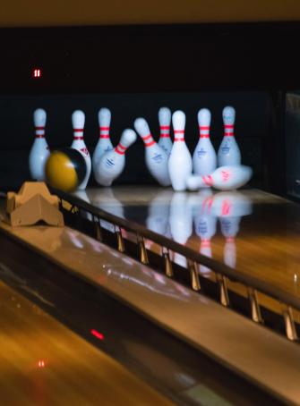Le réveillon du Nouvel An au Métro Bowling