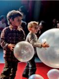 Roule Boule et Fun'en Bulles