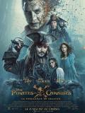 Pirates des Caraïbes 5 : La Vengeance de Salazar - Affiche