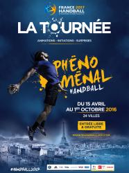 Phénoménal Handball - Tournée du championnat du monde 2017