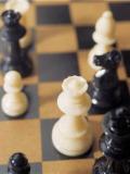 Club d'échecs à la maison Berty Albrecht de Villeurbanne