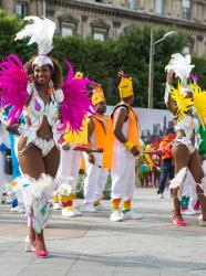 Carnaval tropical de Paris ©Sophie Robichon/Mairie de Paris