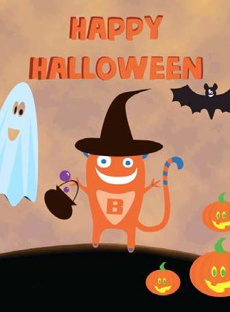 Halloween dans les agences Babychou