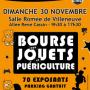 Bourse aux jouets Villeneuve Loubet