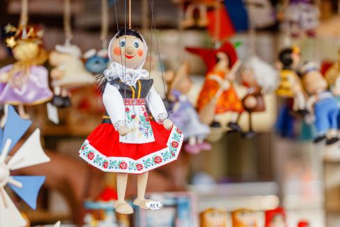 Les marionnettes les plus célèbres dans le monde