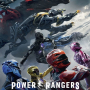 Power Rangers - Affiche portrait