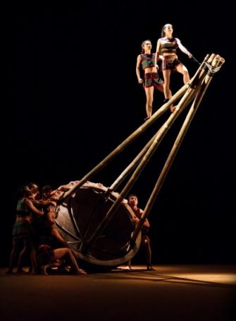 Teh Dar - Nouveau Cirque du Vietnam