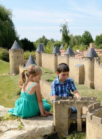 France Miniature : châteaux