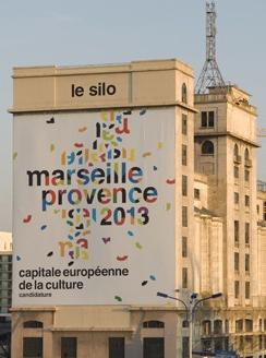 Le Silo - Marseille Provence 2013