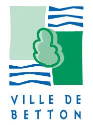 Ville de Betton logo