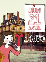 Chasse aux oeufs de Pâques 2014 avec CitizenKid Strasbourg - après-midi