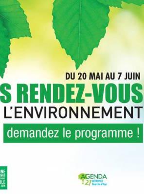 Les Rendez-vous de l'Environnement