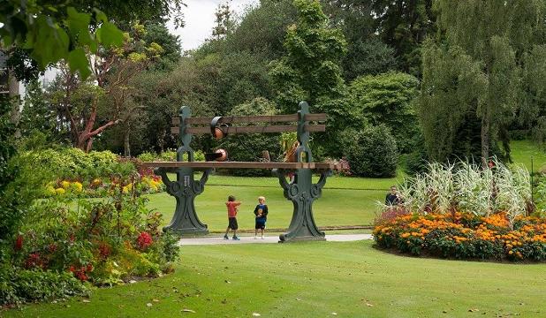 Jardin des Plantes de Nantes : parc en famille pour une ...