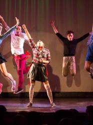 Le Printemps des Arts du 15e - La swing in team ©Denis Tribhou