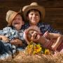 Anniversaire enfant à la ferme
