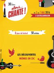 Festival Alors... Chante 2016