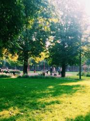 Le parc Jean-Baptiste Lebas