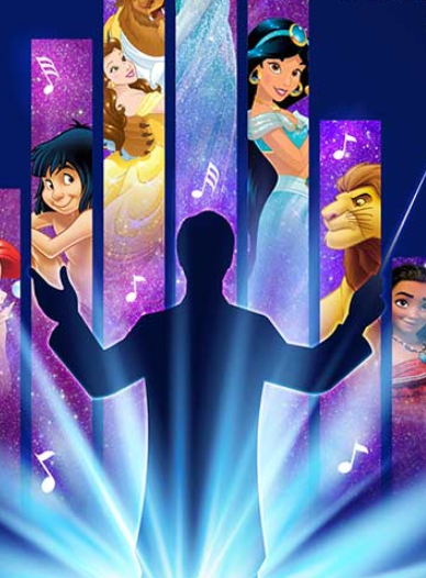 Disney en concert - Orchestre Philharmonique de Strasbourg