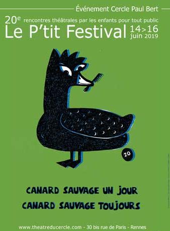 Le P'tit Festival à Rennes