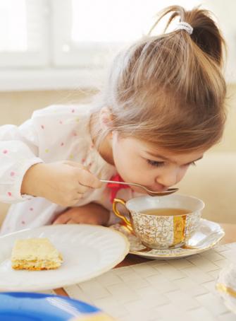 Salons de thé kids friendly de Lille