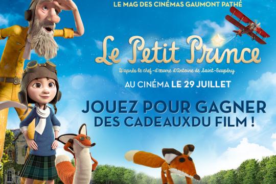 Concours le Petit Prince