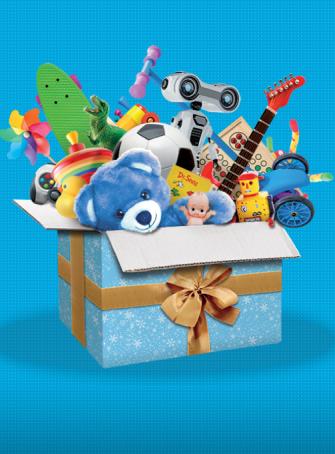 Collecte de jouets d'occasion : Laisse parler ton coeur