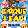 Affiche Grand Cirque sur l'eau