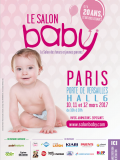Salon Baby - Affiche Paris 2017