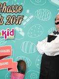 Chasse aux oeufs de Pâques CitizenKid - 2017