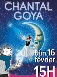 chantal goya event lyon