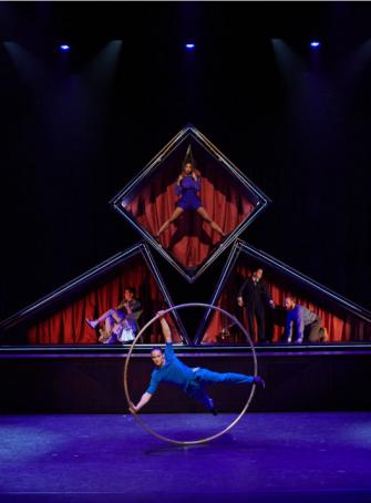 Hotel - Cirque Éloize