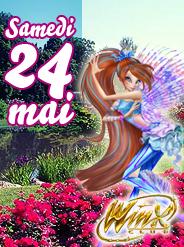 Anniversaire Winx à Lyon