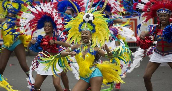 Carnaval tropical de Paris ©Mairie de Paris/Sophie Robichon