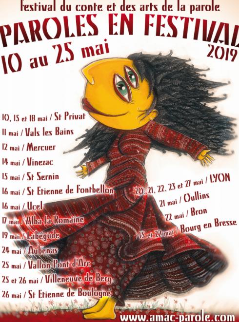 Paroles en Festival 2019