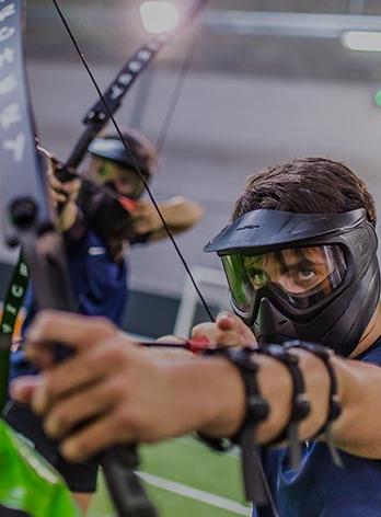 Bump Games La Défense - Archery Bump