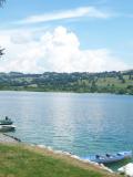Lac de Paladru : baignade en famille près de Lyon