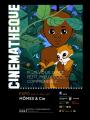 Expo Mômes & Cie à la Cinémathèque française - Affiche Kirikou