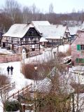 Noël à l'Écomusée d'Alsace