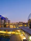 Cité des Sciences et de l'Industrie et la Géode