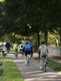 Balade à vélo dans Bordeaux