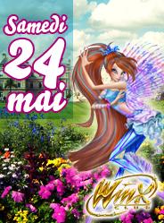 Anniversaire Winx à Paris