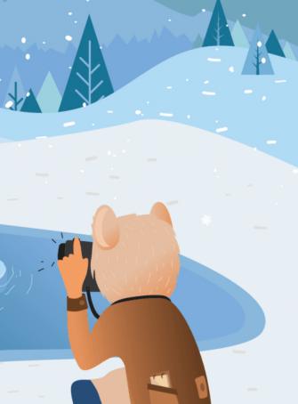 La surprise du Pôle Nord, un spectacle magique pour enfants