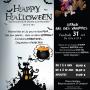 Halloween à Max Aventure 2014