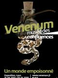 Exposition Venenum au Musée des Confluences