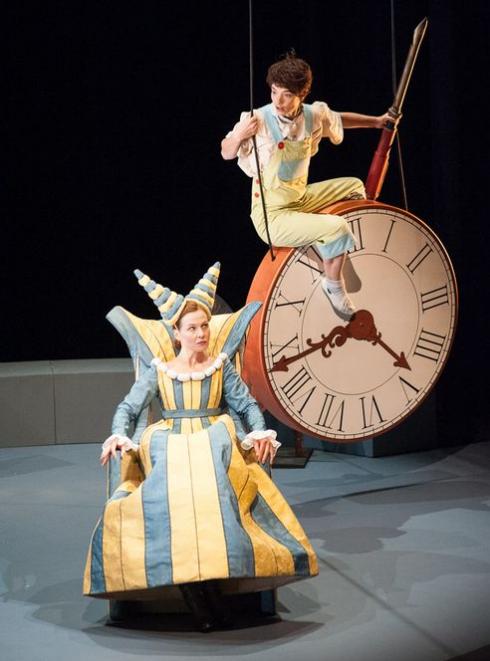 L'enfant et les sortilèges - Jeune Opéra de France